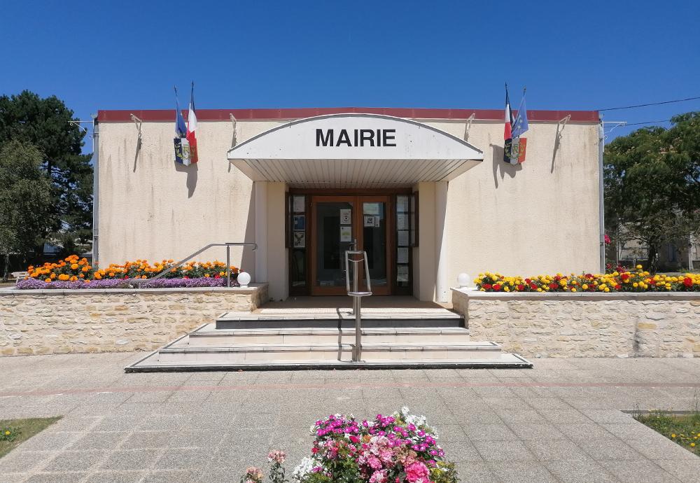 Mairie d'Amberre Commune du Haut Poitou