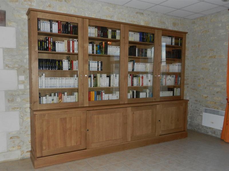 Bibliothèque municipale de la commune d'Amberre