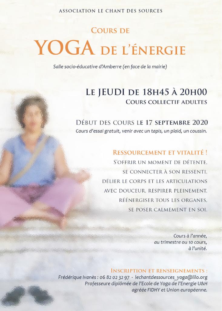 Yoga Amberre