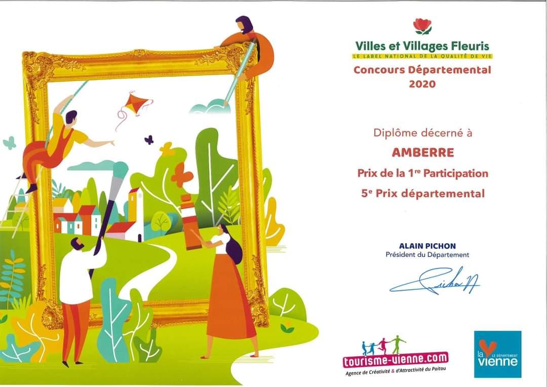 Prix Villages fleuris