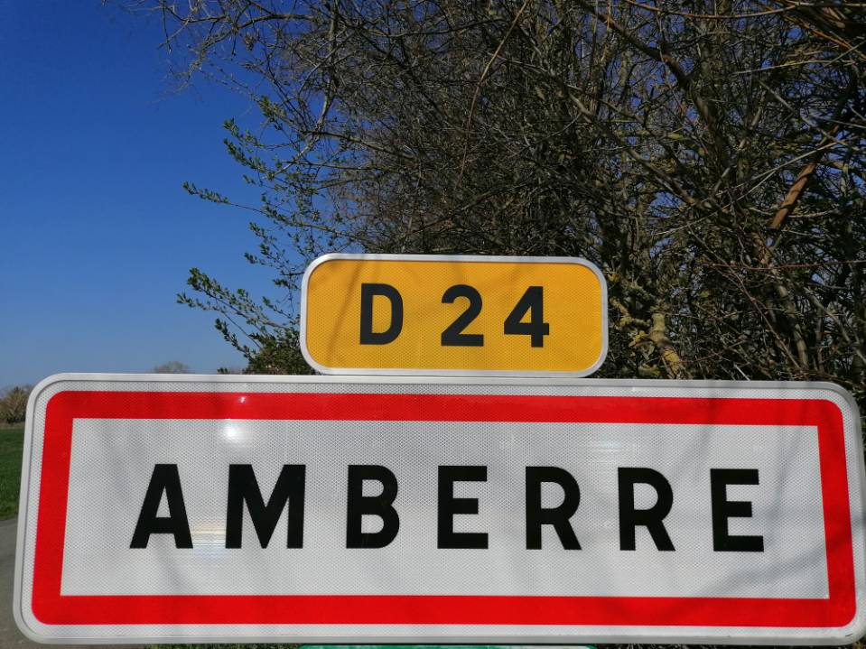 Contact Amberre